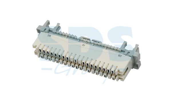 Плинт размыкаемый 10 pin  PROCONNECT