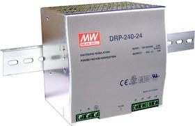 Блок питания для DIN-рейки 240W 48V/5A  DRP-240-48