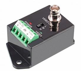 Передача видеосигнала Активный приёмник видеосигнала по витой паре PV-2003R-DSA